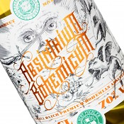 Absinthium Bohemicum - label