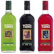 TUNEL Black Absinth                              70 cl 70%