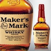Makers Mark Bourbon                                    0,7L 45%