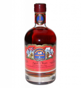 Pussers British Navy Rum Nelsons Blood 15y. 0,7L 40%