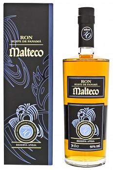 Malteco 10 y. Rum                               0,7L 40,5%
