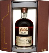 English Harbour Rum 25 y