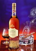 Maxime Trijol Grande Champagne Cigar Reserve 0,7l 40%