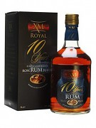XM Demerara Royal 10 yo                             0,7L 40%