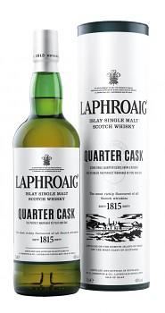 Laphroiag Quarter Cask                           0,7L 48%
