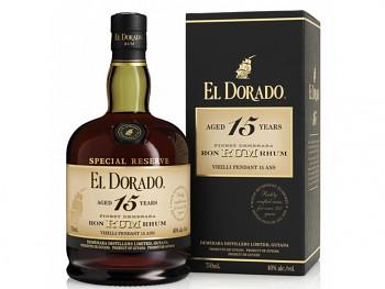 EL DORADO  15YO 0,7l   43%