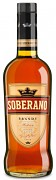 Soberano Brandy  1 Litr. v drkovm kartnku  