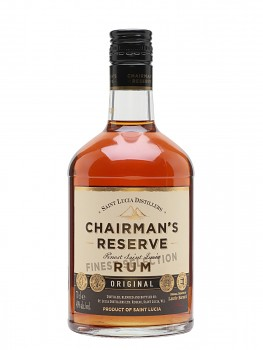 Chairmans Reserve Rum                            70 cl 40%