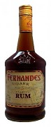 Fernandes Dark 5 y Rum