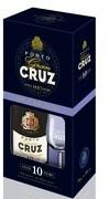 PORTO CRUZ 10 y + 1 sklenička        19%    0,75 L