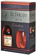 EL DORADO 12YO +sklo 0,7l 40%