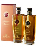 Marcati Grappa del Centenario 2002      50 cl  40%