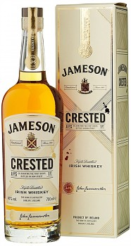 JAMESON CRESTED TEN 0,7l    40%