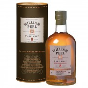 William Peel Blended Malt 8 y.        70 cl 40%