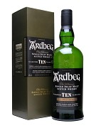 Ardbeg 10 y Single Malt GB + sklenička  70 cl  46%