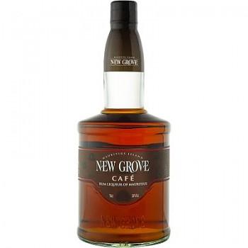 New Grove Cofee Likér na bázi rumu      0,7L  26%