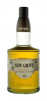 New Grove Honey Likér na bázi rumu     0,7L  26%