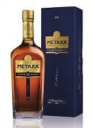 Metaxa 12 * - dárkové balení                    70 cl 40%