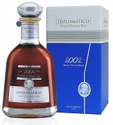 Diplomatico Single Vintage 2002 Rum         70 cl 43%