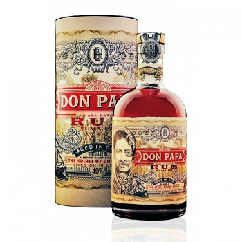Don Papa Rum  Dárková tuba                   0,7L 40%