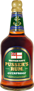 Pussers British Navy Green Label     75% 0.7L