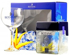 Botanic Premium Gin + sklenička                0,7l    40%