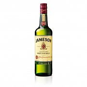 Jameson Irish Whiskey                               70 cl  40%