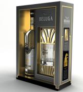 Beluga Noble Vodka GB + sklenička                 0,7L 40%