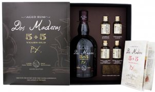 Dos Maderas Rum  5+5 Tasting Set       0,7l 40%