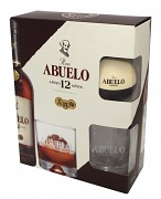 ABUELO ANEJO 12yo ICE + GLASS 0,7l 40%