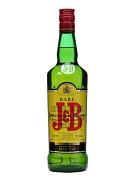 J&B Scotch Whisky                                 40%  0,7L