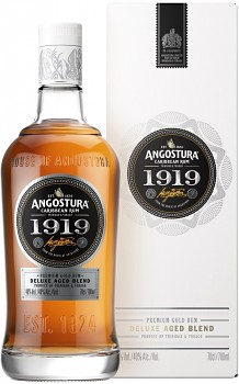 ANGOSTURA   8yo 1919     0,7l 40%