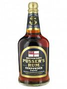 Pussers British Navy 54,5%        0,7L