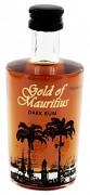 Gold of Mauritius Rum                           0,05L 40%