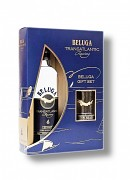 Beluga Transatlantic Vodka - GB + sklo   0,7L 40%