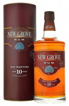 NEW GROVE  OLD TRADITION 10yo 0.7l 40%