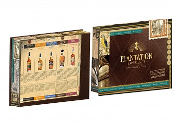 PLANTATION CIGARBOX EXPERIENCE 6x0.1l