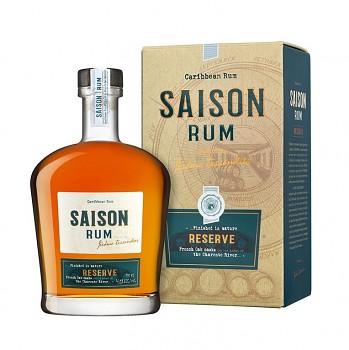SAISON RESERVE RUM 0,7l 43.5%