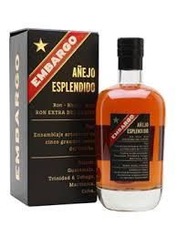 EMBARGO ANEJO ESPLENDIDO 0,7l 40%