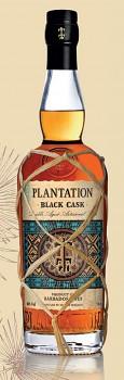 PLANTATION BLACK CASK B&F  0,7l 40%