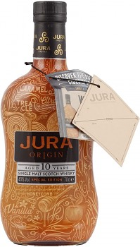 ISLE OF JURA  10yo TATTO 0,7l 40%