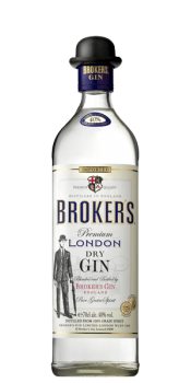 BROKERS GIN 0,7l 40%