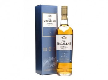 MACALLAN 12y FINE OAK 0,7l 40%
