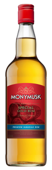 MONYMUSK SPECIAL GOLD RUM 0,7l    40%