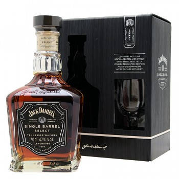 JACK DANIELS SINGLE BAR.0,7l47% 1sklo