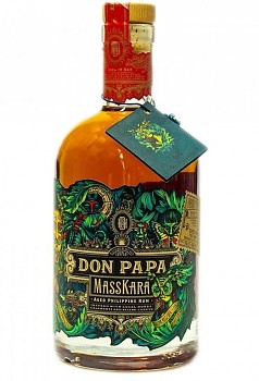 DON PAPA MASSKARA FRANCE EDIT 0.7l 40%