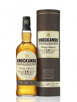 KNOCKANDO 15YO 0.7l 43% GB
