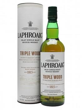 LAPHROAIG TRIPLE WOOD 0.7l 48%