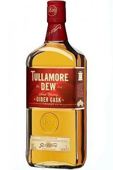 TULLAMORE DEW CIDER CASK 0.5l 40%
