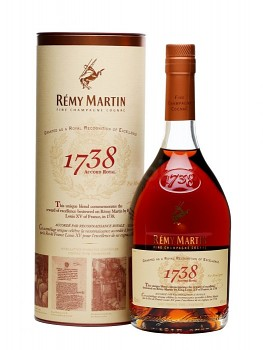 REMY MARTIN 1738 ACCORD ROYAL 0.7l 40%